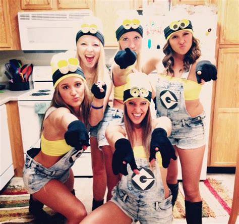 Sick Of Partying by Minion Costume Davenport