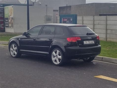 Audi A3 Baujahr 2007 by Used Audi A3 Sportback 2 0 Fsi Ambition For Sale In