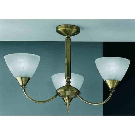 franklite pe9663 786 brushed brass ceiling light