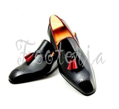 4689 Dress Bonansa 79k handmade mens shoes mens black tassels leather shoes dress leather shoes casual