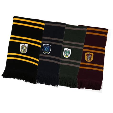 Sweater Yellow Claw Never Dies Harmony Merch harry potter hat scarf gloves set gryffindor slytherin