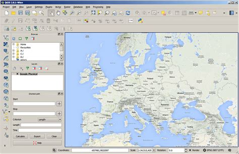 qgis android tutorial install qgis and openlayers plugin