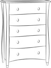 dessin de meuble facile