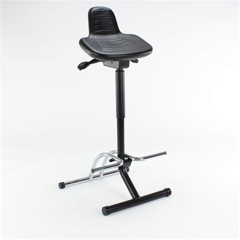 sit stand stool steady
