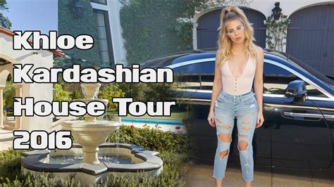 khloe house tour 2017 khloe house tour 2017
