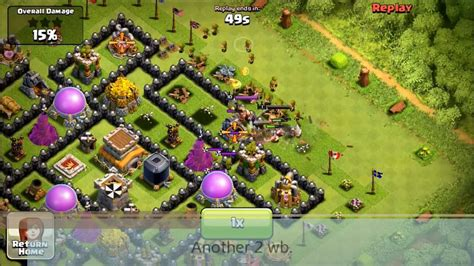 themes coc coc 98th th8 def 4 crystal league defenses with modified