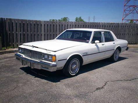 1984 pontiac parisienne brougham 1984 pontiac parisienne for sale used cars on buysellsearch