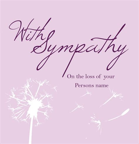 sympathy card template word 4 best images of sympathy card template printable free