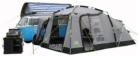 Erect Awning For Cervan by Khyam Motordome Sleeper Erect Driveaway Awning