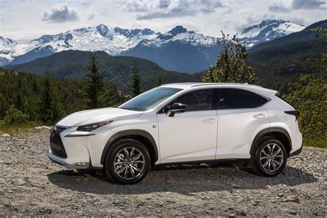 lexus van 2016 2016 lexus nx review ratings specs prices and photos