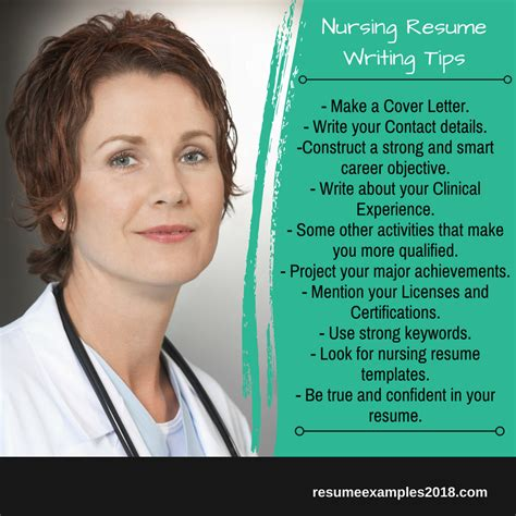 How To Write A Resume For A Nursing by Get Nursing Resume Exles 2018 And Land Your