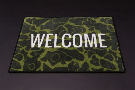 Welcome Rug by Distinct X Spilled Quot Welcome Rug Quot Freshness Mag