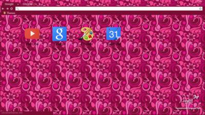 google chrome themes girly girly chrome themes themebeta