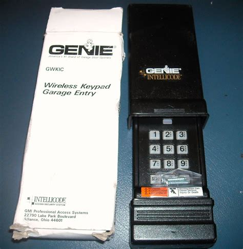 Genie Garage Door Opener Remote Programming Images How To Reset Genie Garage Door Keypad