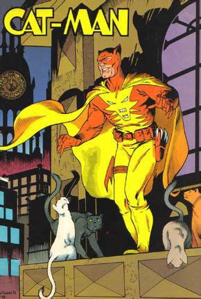 Kaos Cat Dc Comic catman batman wiki fandom powered by wikia
