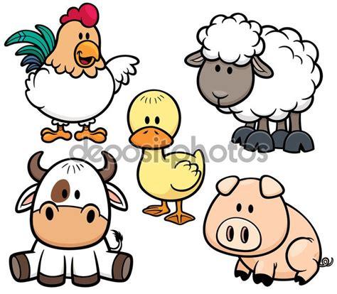 imagenes de animales animadas best 25 animales de granja animados ideas on pinterest