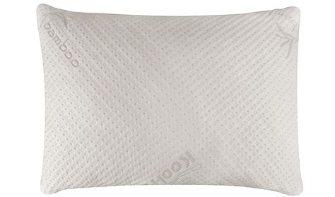 Cing Pillow Review by Snuggle Pedic Ultra Luxury Bamboo Shredded Memory Foam