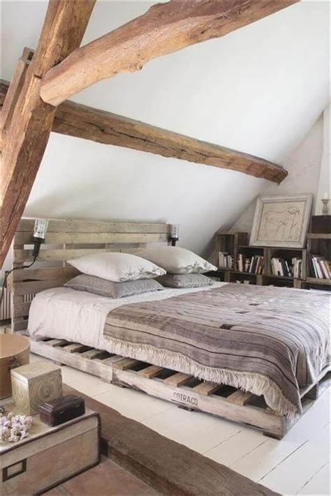pallette bed 15 unique diy wooden pallet bed ideas diy and crafts