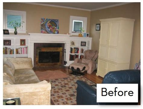 Easy Living Room Makeover Dining Living Room Makeover Curbly