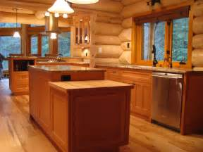Log Home Kitchen Cabinets Simply Beautiful Kitchens The Blog Custom Log Home