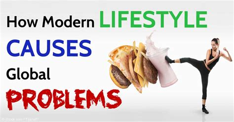 modern lifestyle global health problems reflect our disconnection from the