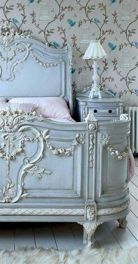 romantic shabby chic bedroom decorating ideas 2 wholiving