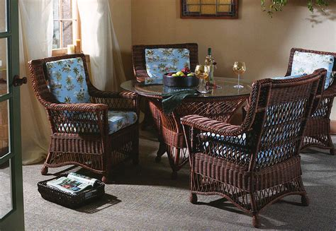 south harbor outdoor furniture reviews bar harbor wicker dining set model bhds spice island by