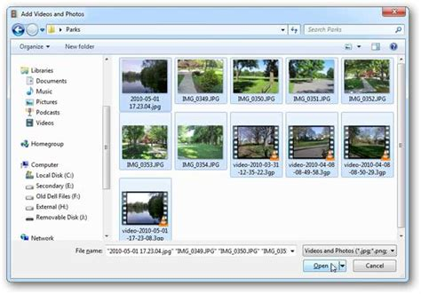 layout movie maker turn photos and home videos into movies with windows live