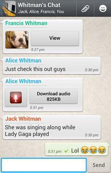 para chat room free whatsapp home