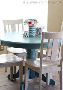 Painting Kitchen Chairs by 17 Best Ideas About Chalk Paint Table On Chalk