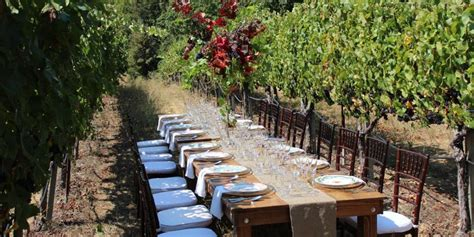 outdoor wedding venues in torrance ca byington vineyard and winery weddings get prices for