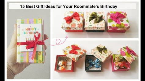15 best gift ideas for your roommate s birthday