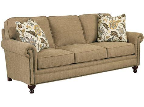 broyhill living room harrison sofa   warehouse
