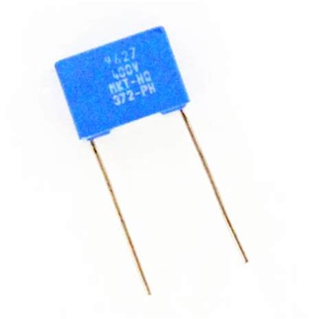 philips polyester capacitor 301 moved permanently