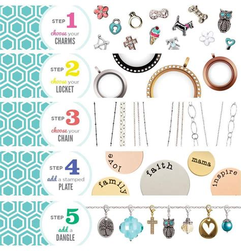 Origami Owl Steps - it s all in the details cu water cooler