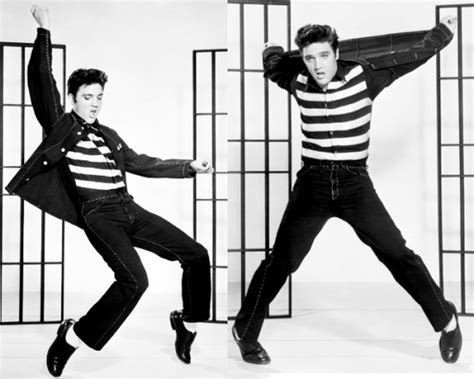 Elvis Presley e o estilo do rei do rock!