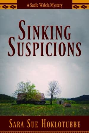 review of sinking suspicions 9780816531073 foreword