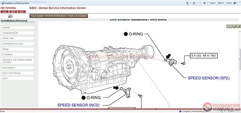 toyota camry electrical wiring diagram toyota land cruiser