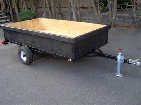folding trailer boat kit 25 best ideas about folding utility trailer on pinterest