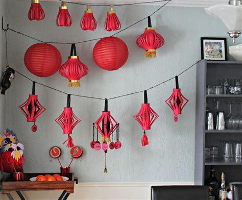 cny home decoration แต งบ านสไตล จ น ตอนร บเทศกาลตร ษจ น 2561 บ านและสวน