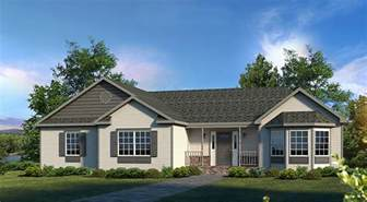 Rancher Style Homes by South Hill Ranch Style Modular Homes
