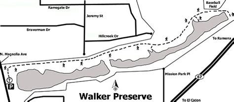 san diego walker walker preserve segment opens on the san diego river trail san diego reader