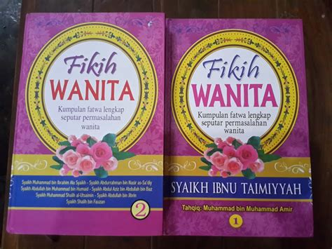Buku Ensiklopedi Fikih Wanita Jilid 1 Pustaka Ibnu Katsir buku fikih wanita kumpulan fatwa lengkap wanita 2 jilid