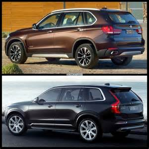 Volvo Problems Is Volvo Xc 90 A Problem For The Bmw X5