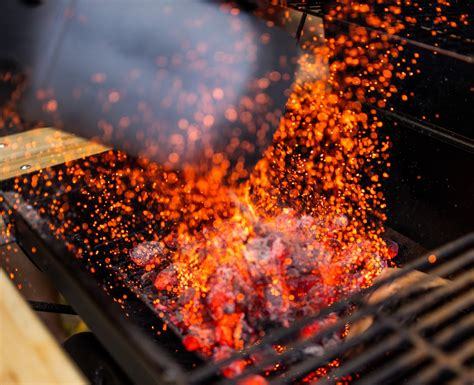 Grillé Feu by Free Images Color Bbq Barbecue Grill