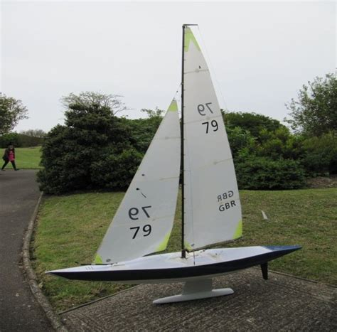sailing boat rc rc a class sailboat sails pinterest