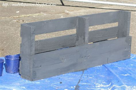 hanging planter box hometalk upcycled pallet hanging planter box