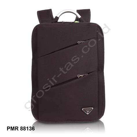 Black Bag Ransel Import Murah Ir10204 backpack polo grosir tas co id tas ransel