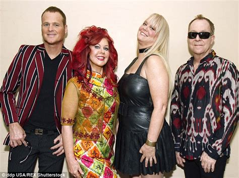 The B-52s singer Kate Pierson marries Monica Coleman in ... B 52 Band Members
