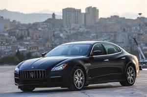 Maserati Quattro Porte 2017 Maserati Quattroporte Review